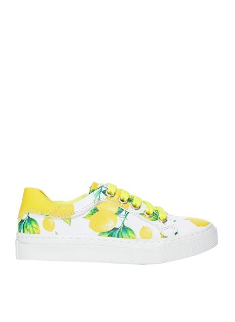 Limon Company Spor Ayakkabı Sarı